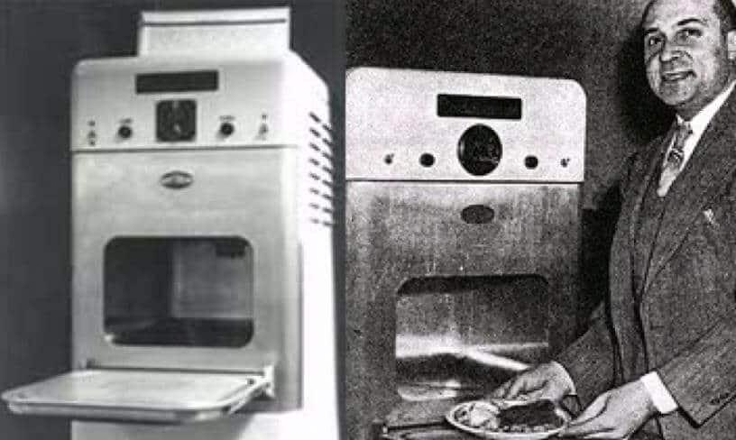 Mikrodalga fırının icadı