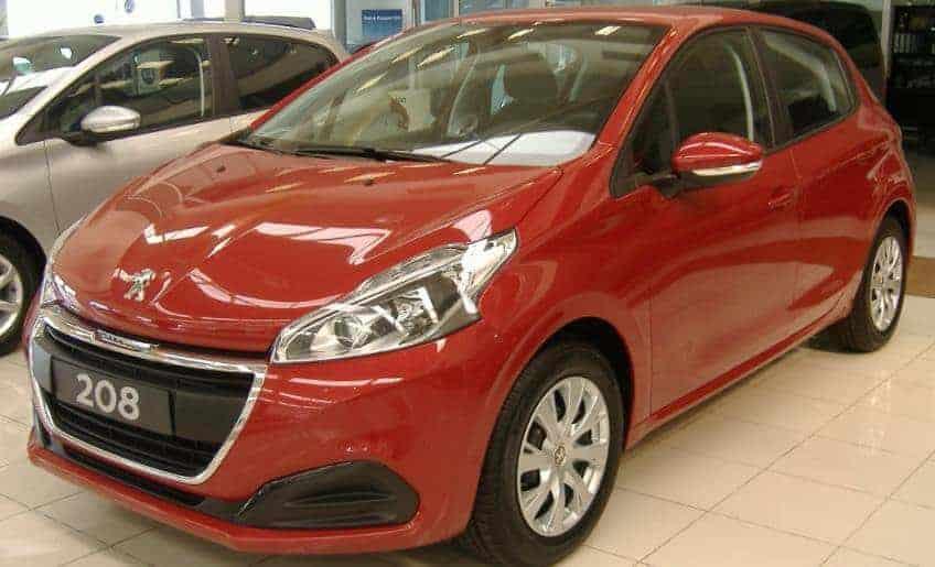 Peugeot 208 1.2 L PureTech
