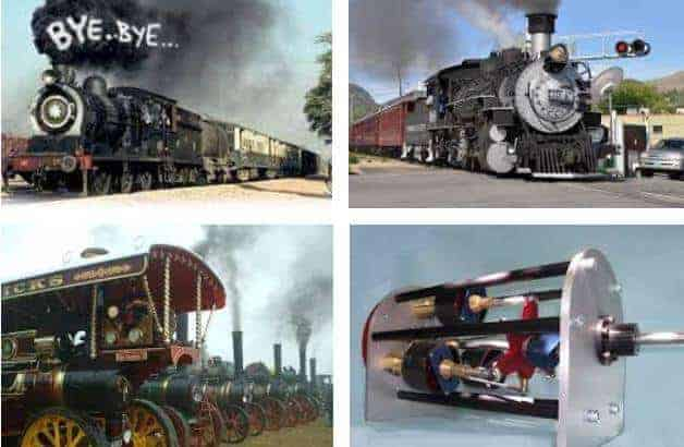 Buharlı Motorlar