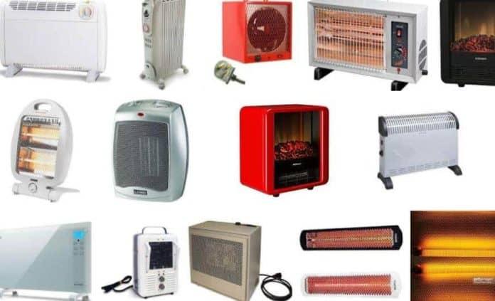Elektrikli Isıtıcılar
