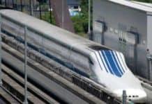maglev treni