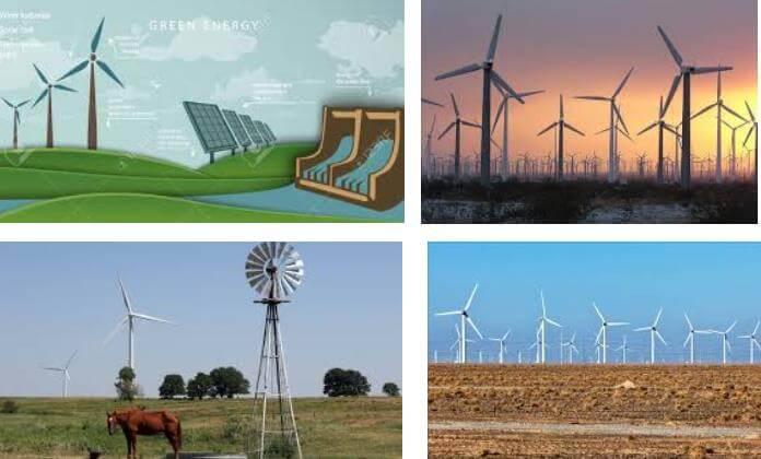 Su ve Rüzgar Gücü