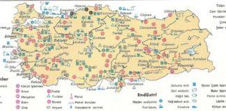 Türkiye Sanayi Haritası