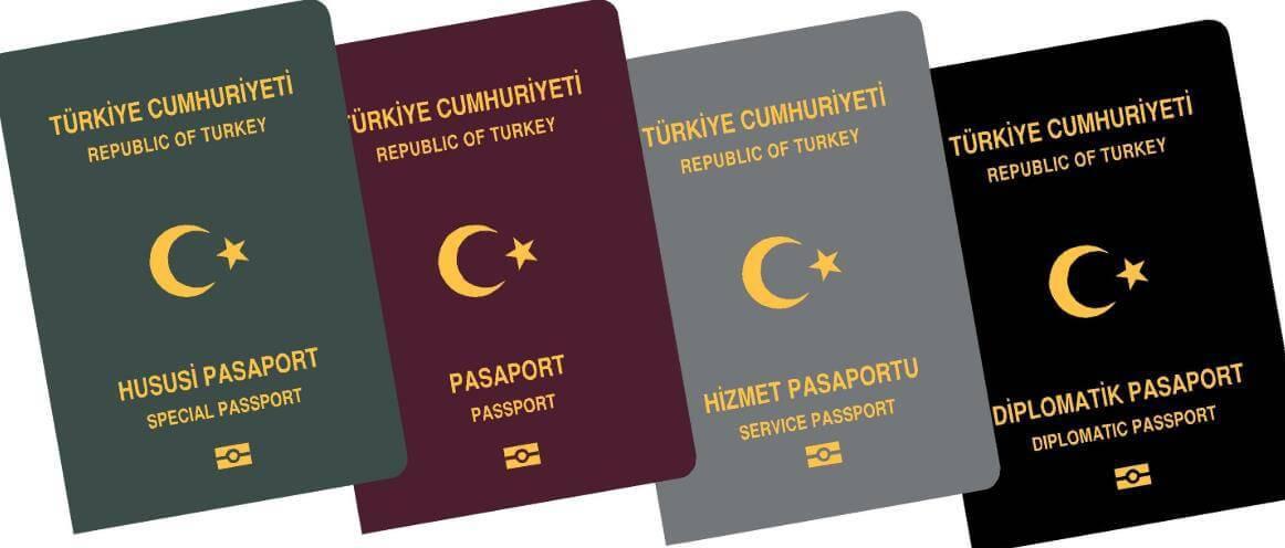 Hizmet Pasaportu