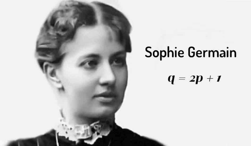 Sophie Germain eserleri