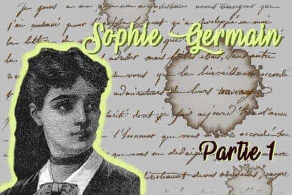Sophie Germain hayatı