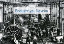 Endüstriyel Devrim Nedir