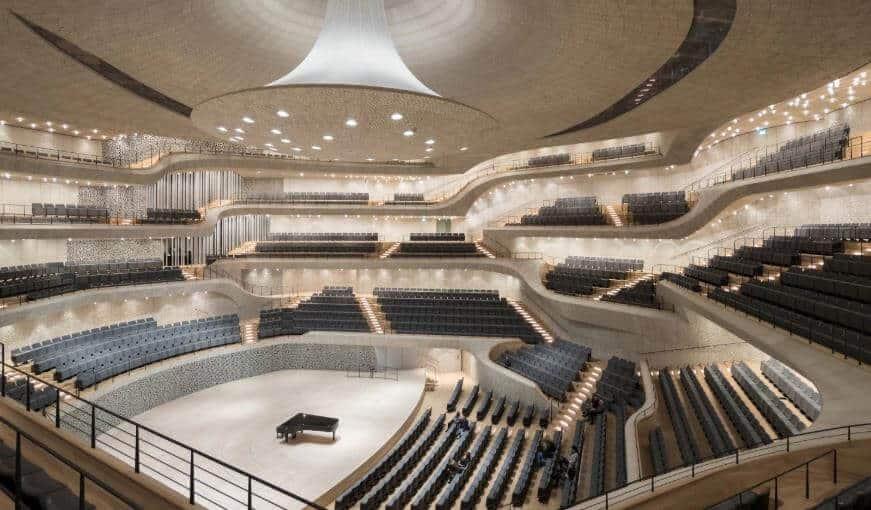 Konser Salonu Tasarımı