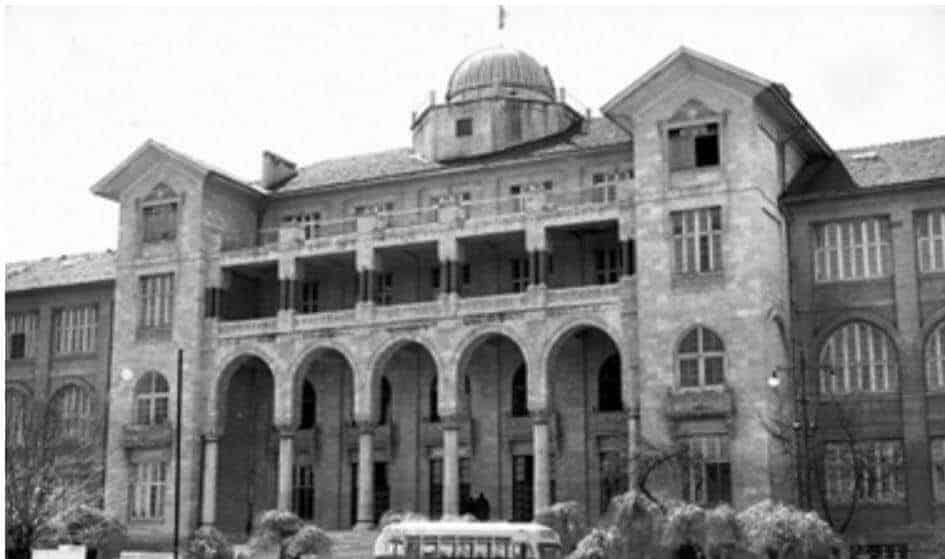 Türkiye'de Astronomi Okumak