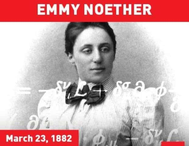 Emmy Noether Kimdir