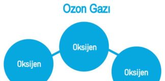 ozon gazı