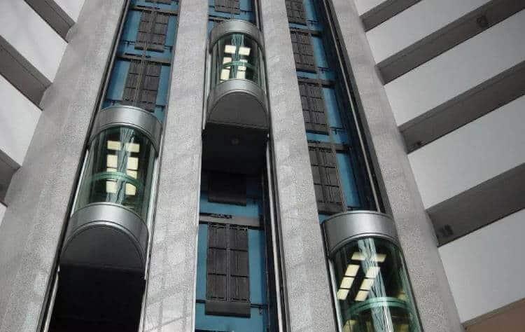 Elektrik tahrikli asansörler