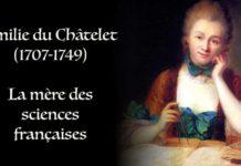 Emilie Du Chatelet Kimdir
