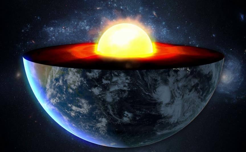 Gezegenimizin Jeolojik Yapısı