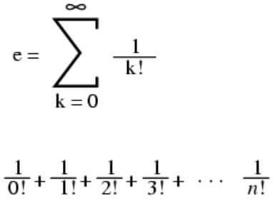 Euler sayısı