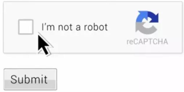 ben robot değilim