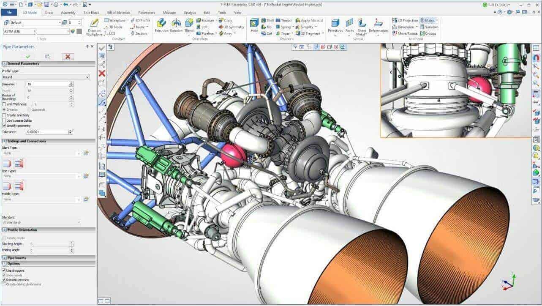 CAD Programlarının Ortak Özellikleri