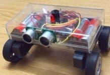 Arduino ile Mini Araç