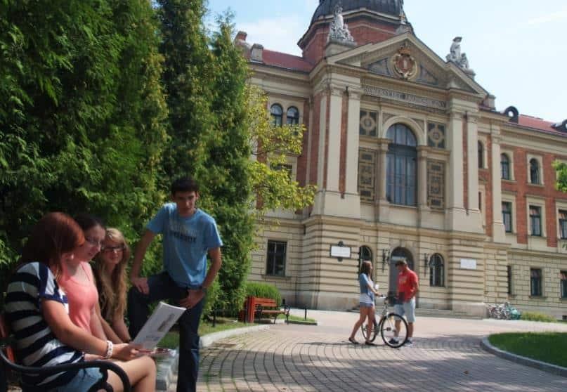 Polonya'da Erasmus