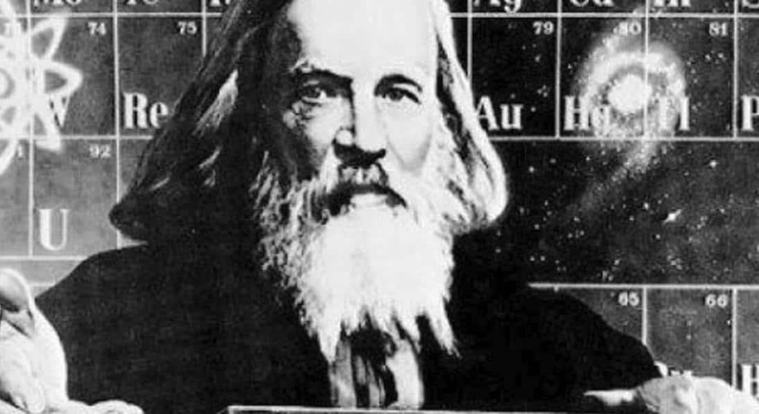 Dimitri Mendeleyev