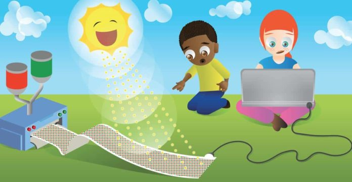Solar Cells for Kids