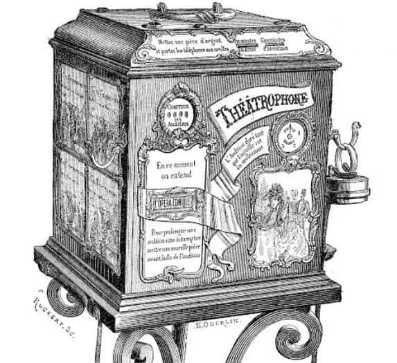 telefon tiyatro