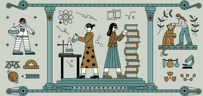Ünlü Bilim Kadınları