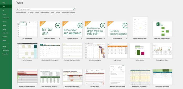 Excel nedir