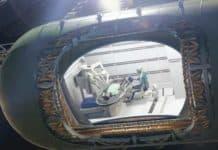Uzayda Cerrahi Operasyon