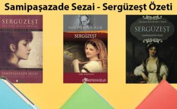 Samipaşazade Sezai - Sergüzeşt Özet