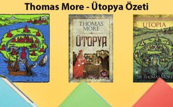 Thomas More Ütopya Özeti