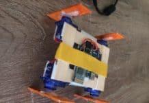 Arduino Arazi Aracı Yapımı
