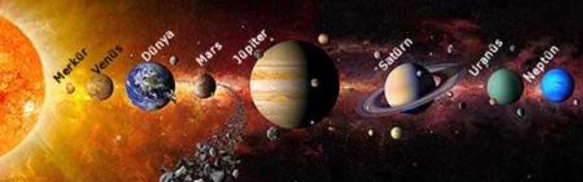 Gezegenlerin Güneşe Yakınlık Sıralaması
