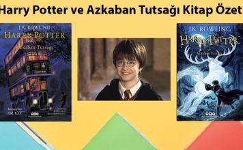Harry Potter ve Azkaban Tutsağı Kitap Özeti