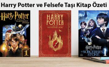 Harry Potter ve Felsefe Taşı Kitap Özeti