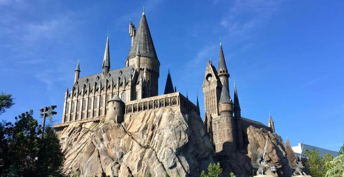 hogwarts binaları