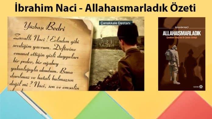 İbrahim Naci Allahaısmarladık Özeti