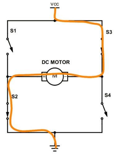DC Motor Sürme