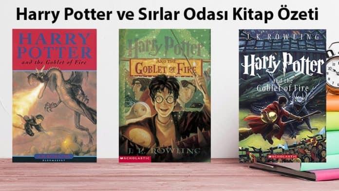 Harry Potter ve Sırlar Odası Kitap Özeti