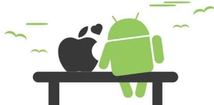 Apple Telefonlara Karşı Android Telefonlar