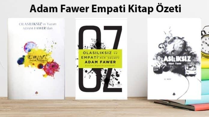 Adam Fawer Empati