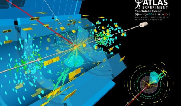 Higgs Bozonu