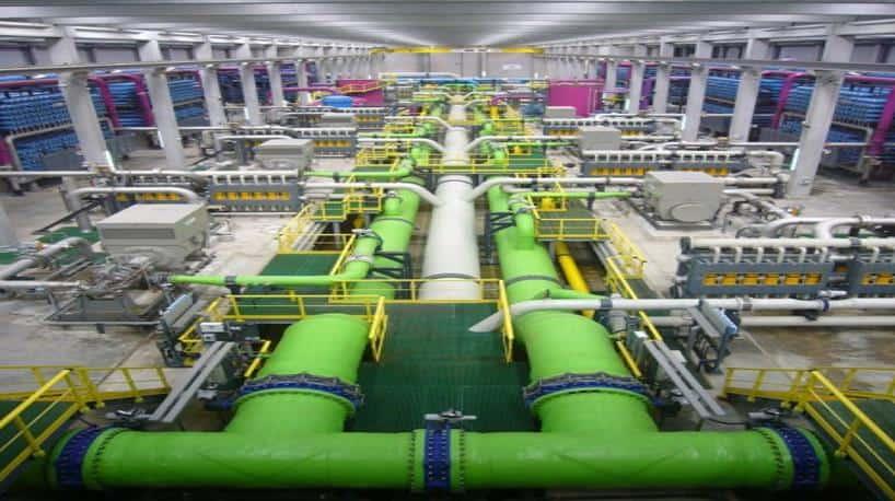 Deniz Suyu Arıtma Teknolojileri (Sea Water Desalination Technologies)