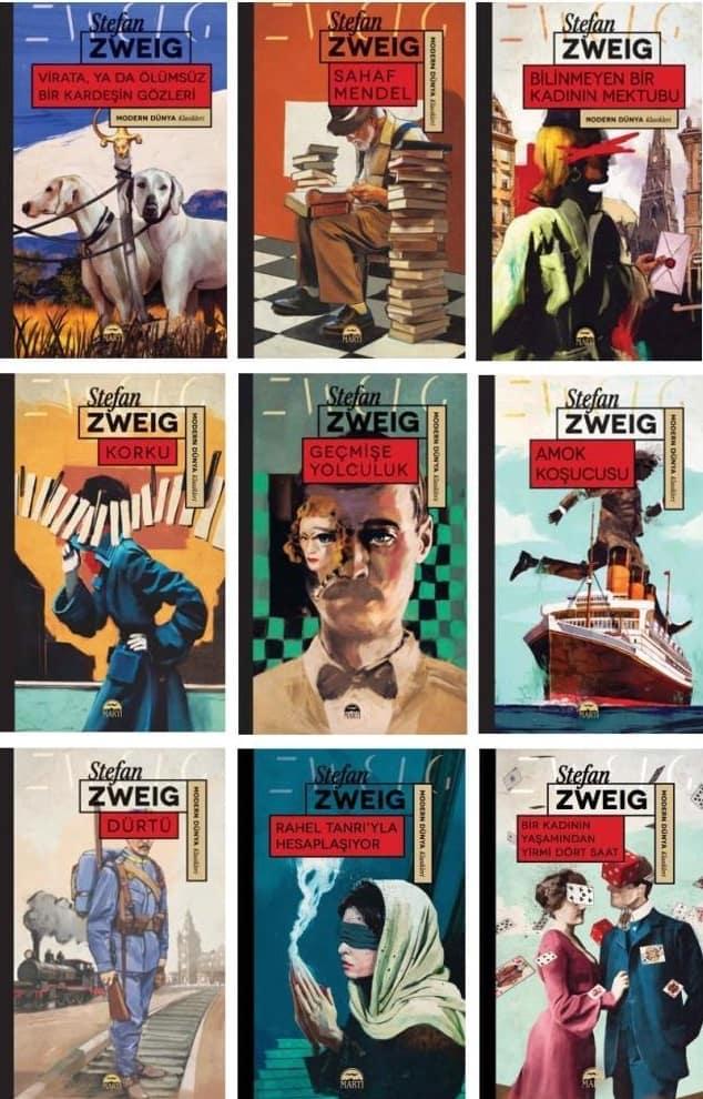 Stefan Zweig Kitap Özeti
