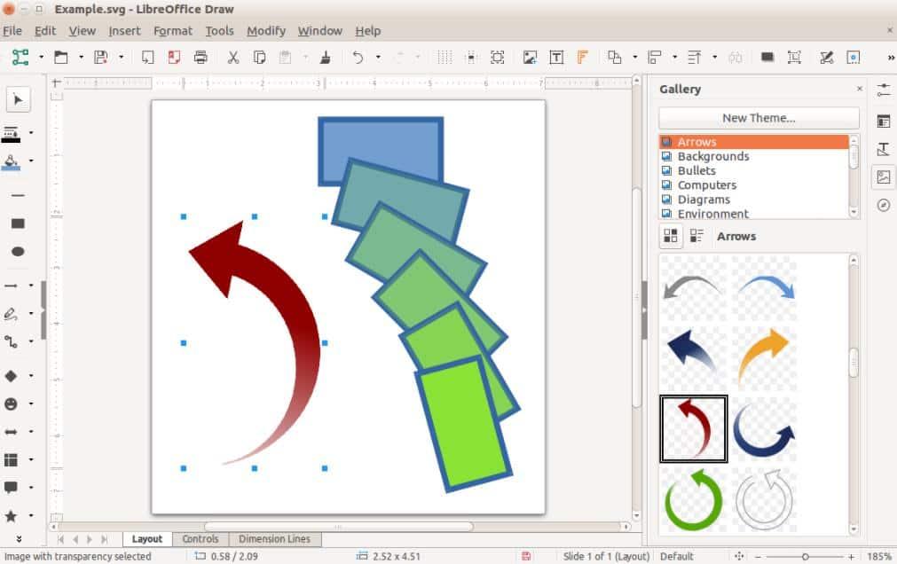 LibreOffice Programları