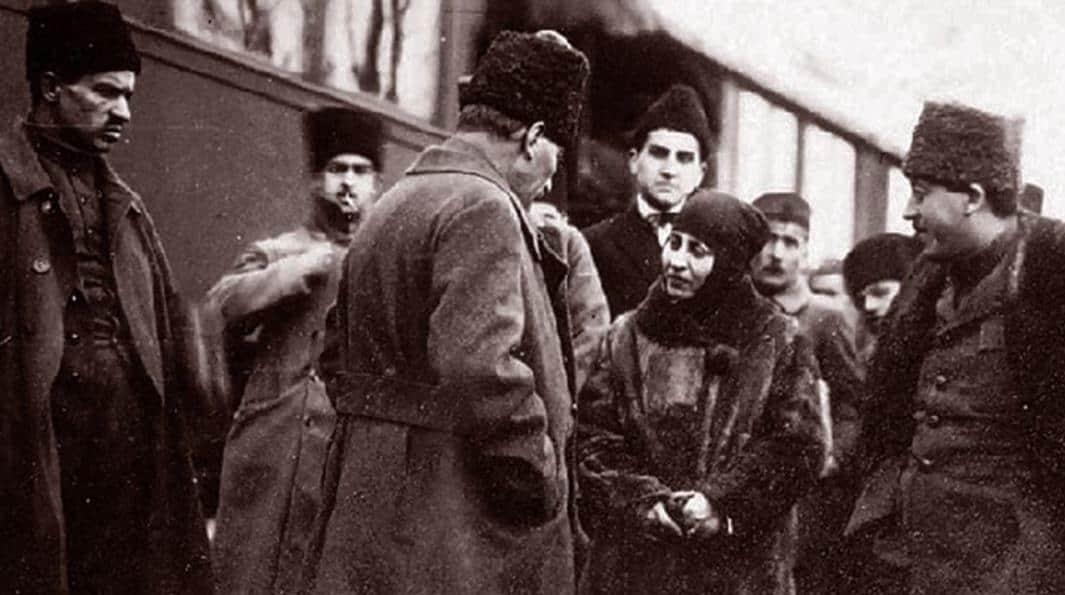 Halide Edip Adıvar ve Atatürk
