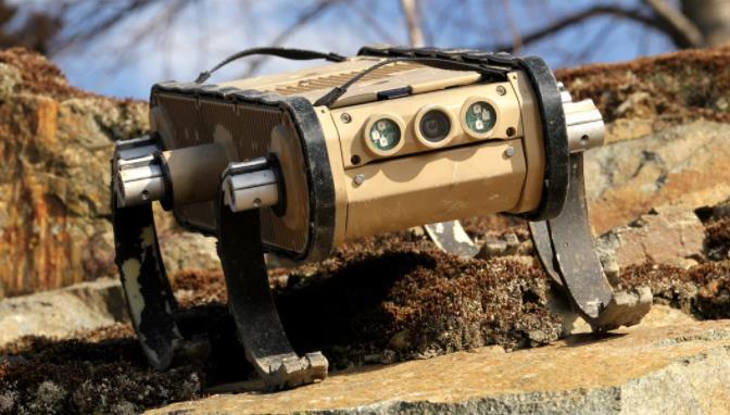 RHEX robot