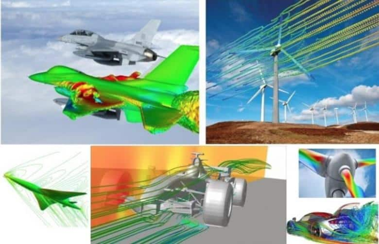 havacılık ve savunma-sanayi cfd analizleri