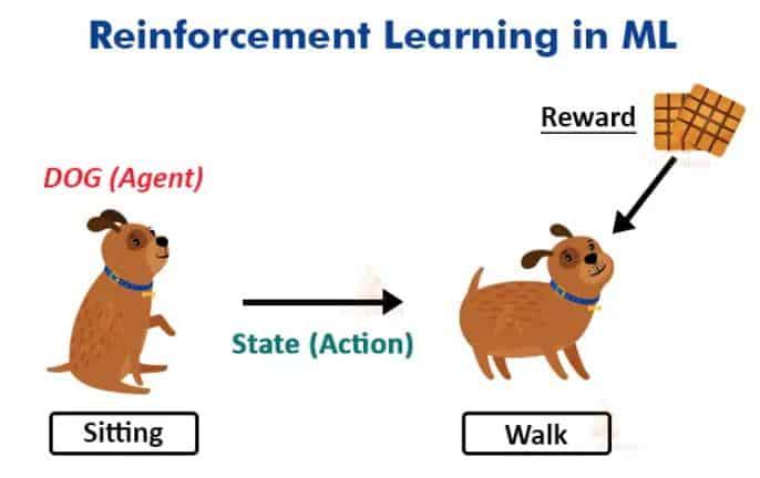 pekiştirmeli öğrenme nedir
