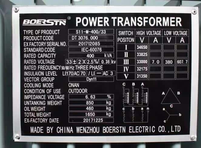 güç transformatörleri nedir